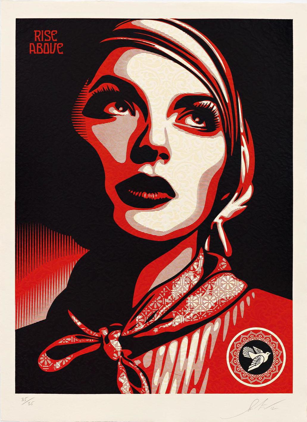 Famous Graphic Designer Series: Shepard Fairey | Go Ask Alice